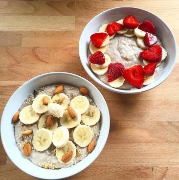 Plain oats